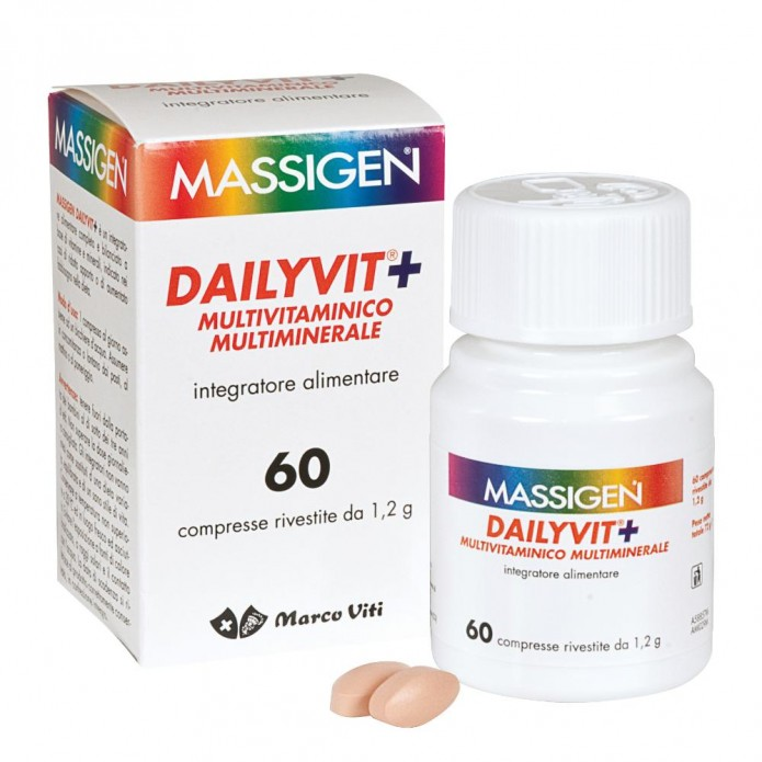 DAILYVIT+ 60CPR