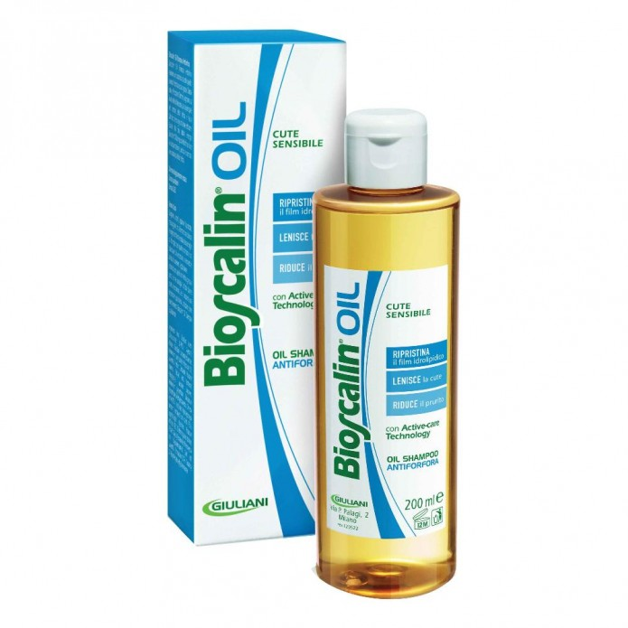 Bioscalin Oil Sh Antforf 200ml