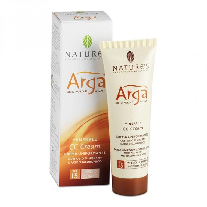 ARGA'CC Cream Viso M/Chiara