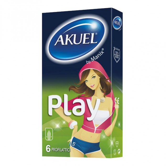 AKUEL BY MANIX PLAY 6PZ