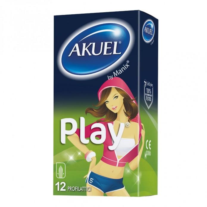 Akuel By Manix Play B 12pz