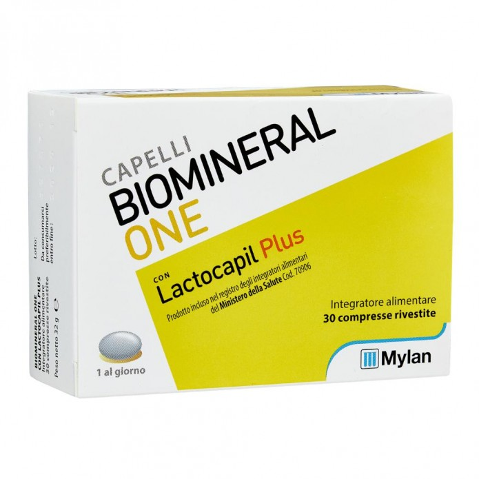 BIOMINERAL-ONE LACTOCAP PLUS 30C