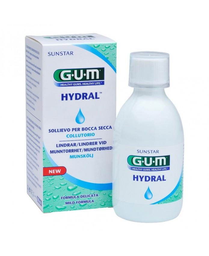 GUM HYDRAL COLLUTORIO 300ML