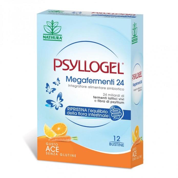 PSYLLOGEL MEGAFERM 24 12BS