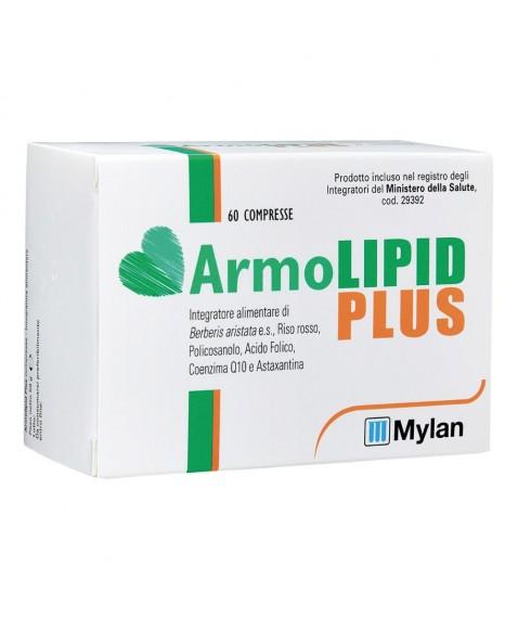 Armolipid Plus 60 compresse - Integratore per il colesterolo