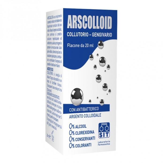 Arscolloid Collutorio Gengivale 20 ml