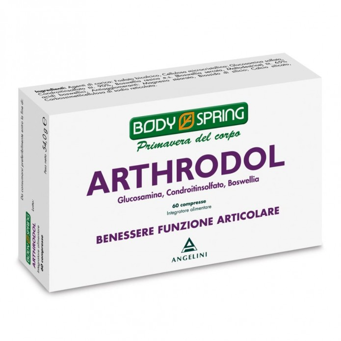 BS ARTHRODOL 60CPR BSP