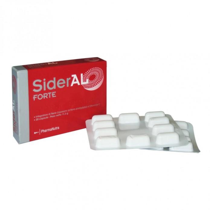 Sideral Forte 20 capsule 11,2 g Integratore di ferro