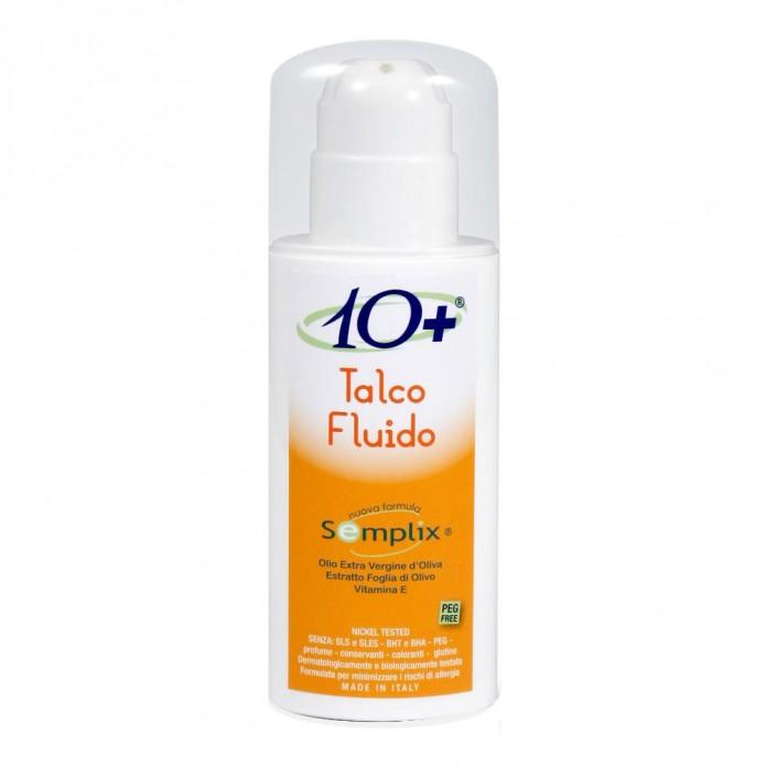 10+ TALCO FLUIDO GEL POLV100ML