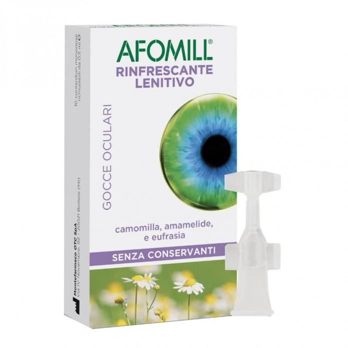 AFOMILL RINFRESCANTE 10FLE