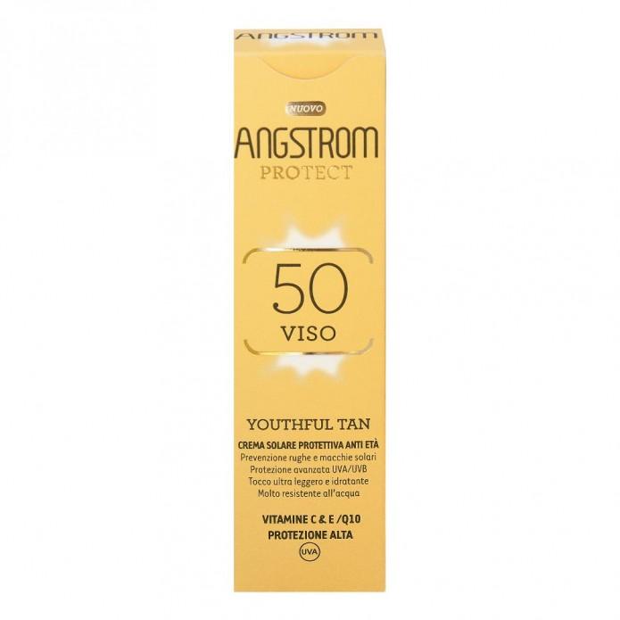 Angstrom Protettivo Youth Crema Solare SPF 50+ - Protezione solare totale