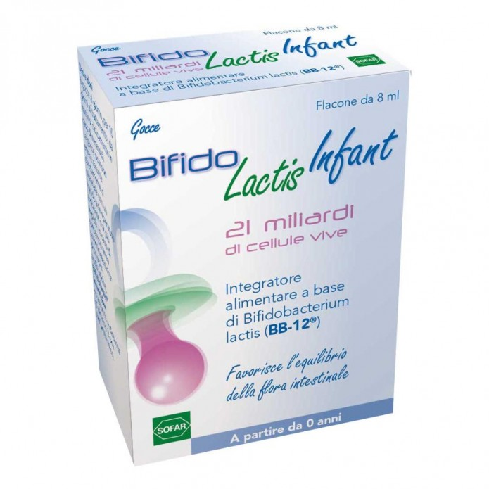 BIFIDOLACTIS INFANT GOCCE 8ML