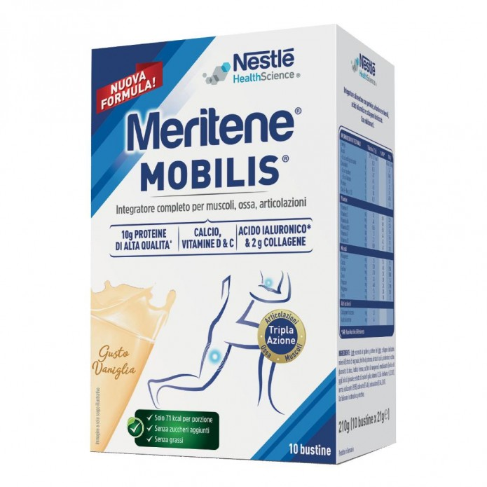 MERITENE MOBILIS VANIGLIA 10BUS