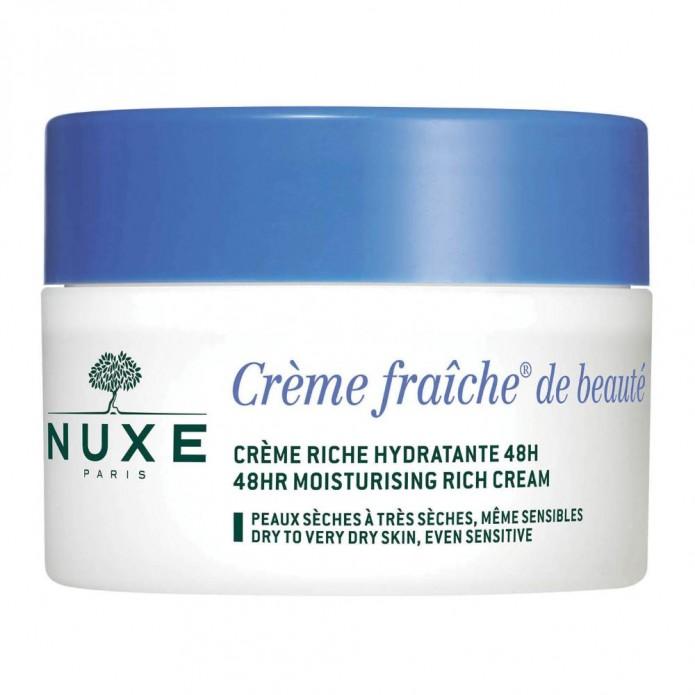 Nuxe Creme - Crema Idratante Pelle Secca 50ml