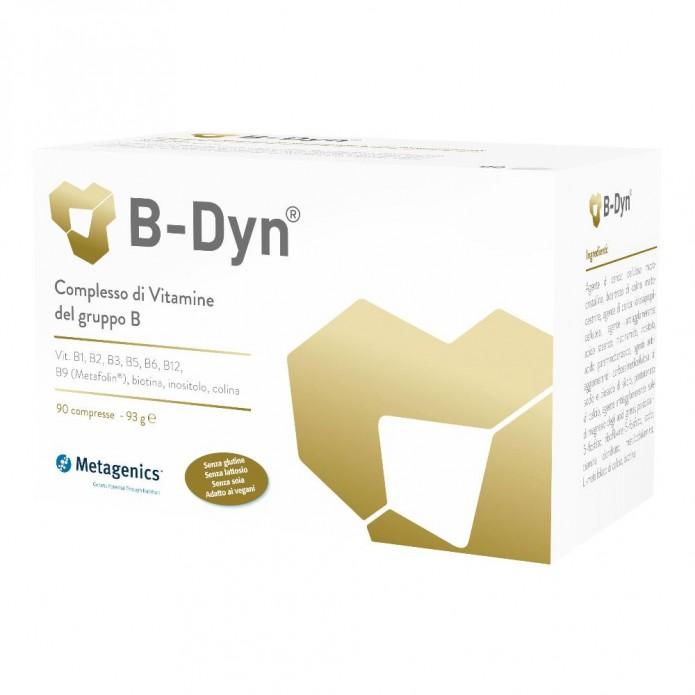 B-Dyn New 90 compresse Integratore di vitamine del gruppo B