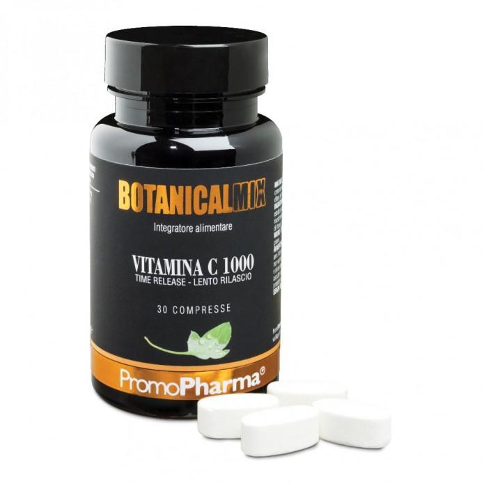 VITAMINA C 1000 BOTANICAL