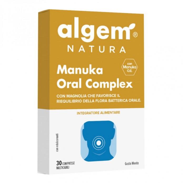 ALGEM MANUKA ORAL COMPLEX30CPR