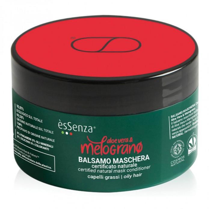BALSAMO/MASCHERA CAP ALOE/MELO