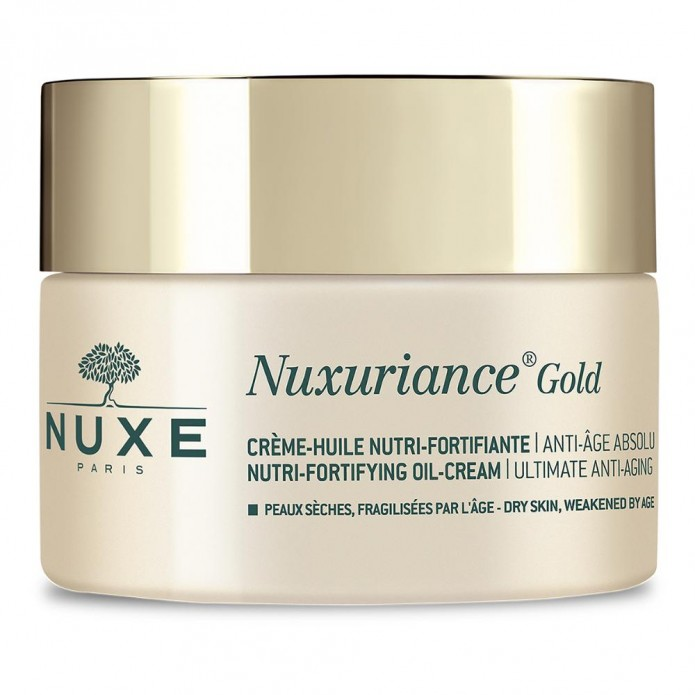 NUXE NUXURIANCE GOLD CR OLIO N