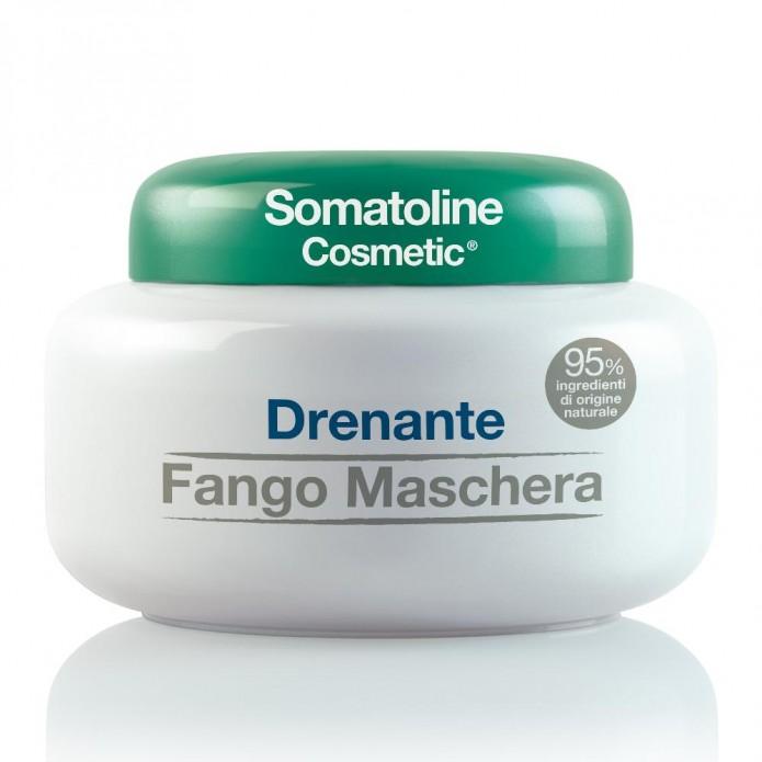Somatoline Cosmetic Drenante Fango Maschera 500 g