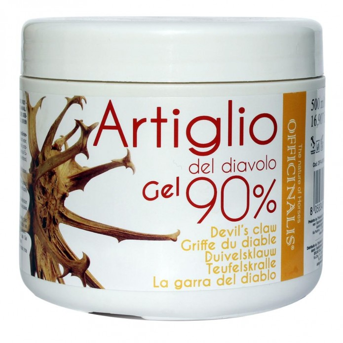 ARTIGLIO DIAVOLO GEL 90% 500ML