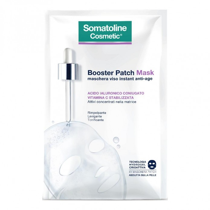 SOMATOLINE COSMETIC BOOSTER PATCH MASK