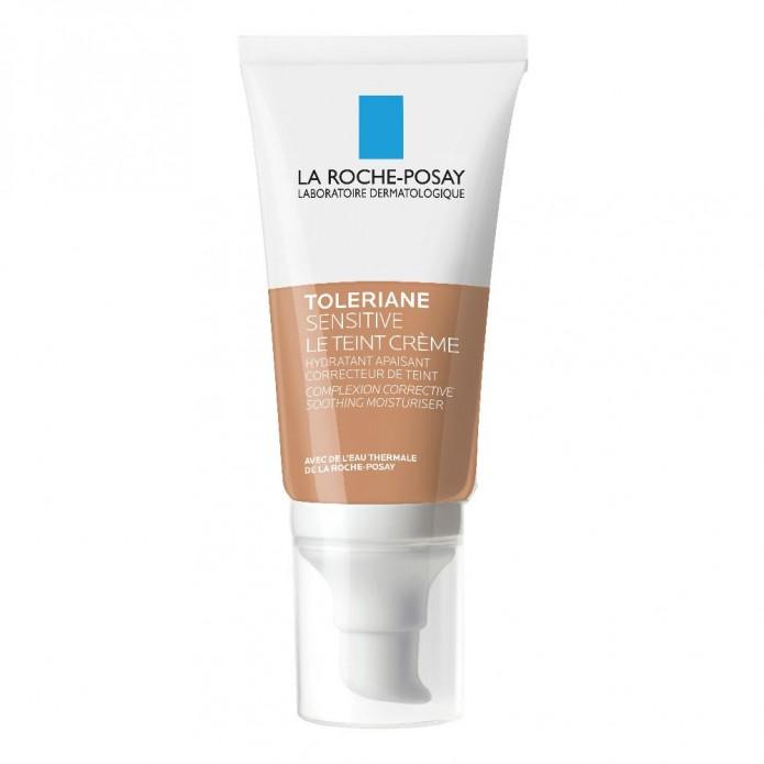 Toleriane Sensitive Unifiant Medium 50 ml Crema colorata idratante e lenitiva