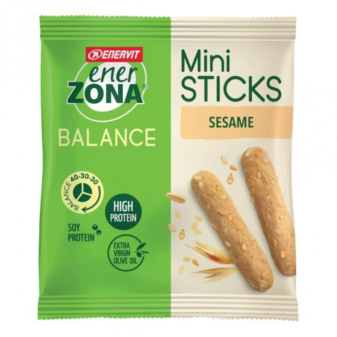 Enerzona Bread Stick Sesamo 22 g Prodotto da forno per dieta zona