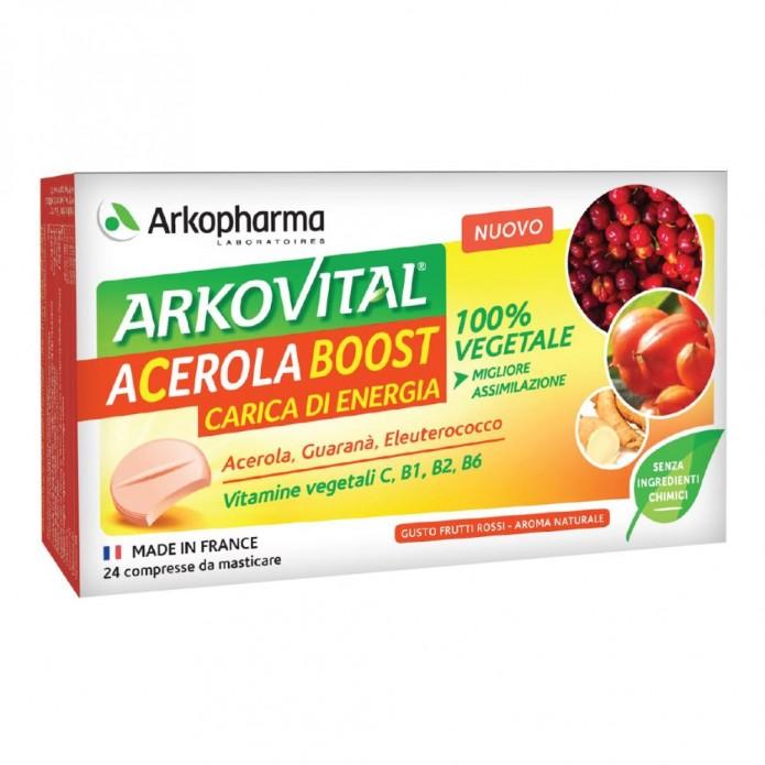 ACEROLA BOOST 24CPR ARKO