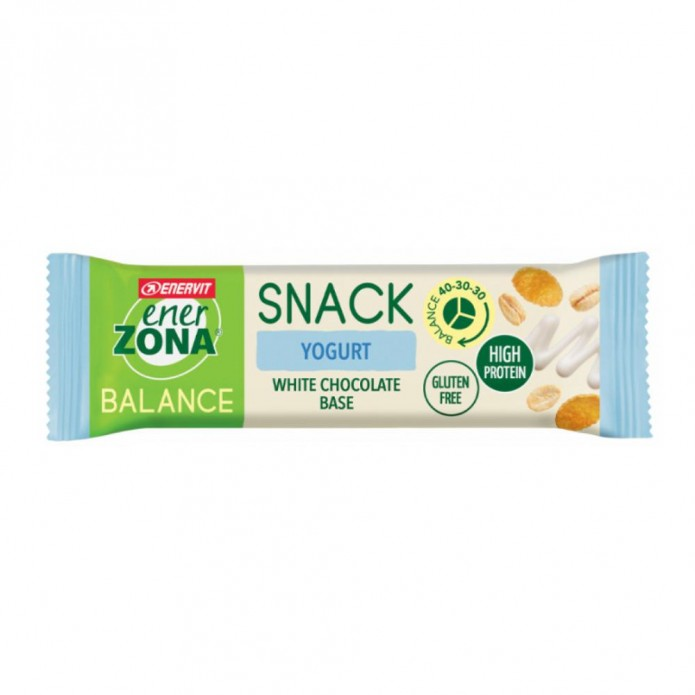 Enerzona Snack Yogurt 25 g Snack per dieta zona