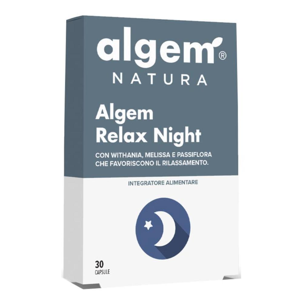 ALGEM RELAX NIGHT 30CPS